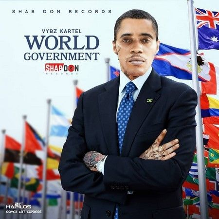 Vybz Kartel – World Government (Prod. By Shabdon Records)
