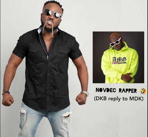 DKB – NovDec Rapper