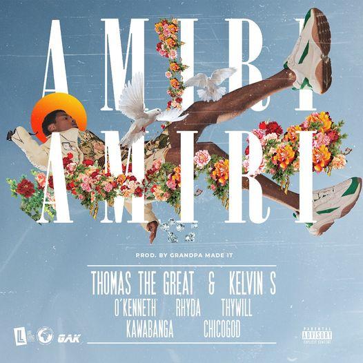 Thomas The Great x Kelvin S Amiri Amiri