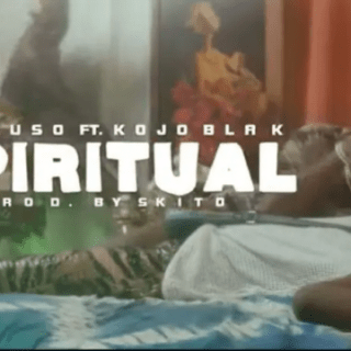 Larruso Spiritual Ft Kojo Blak