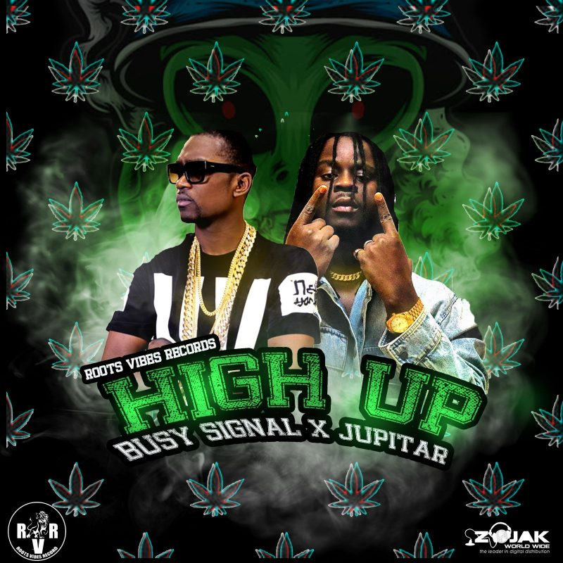 Busy Signal High Up