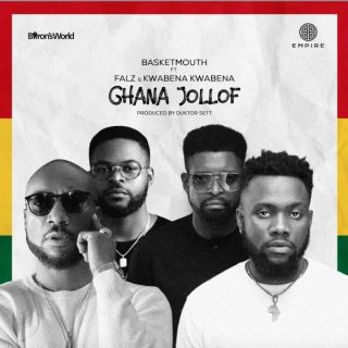 Basketmouth Ghana Jollof