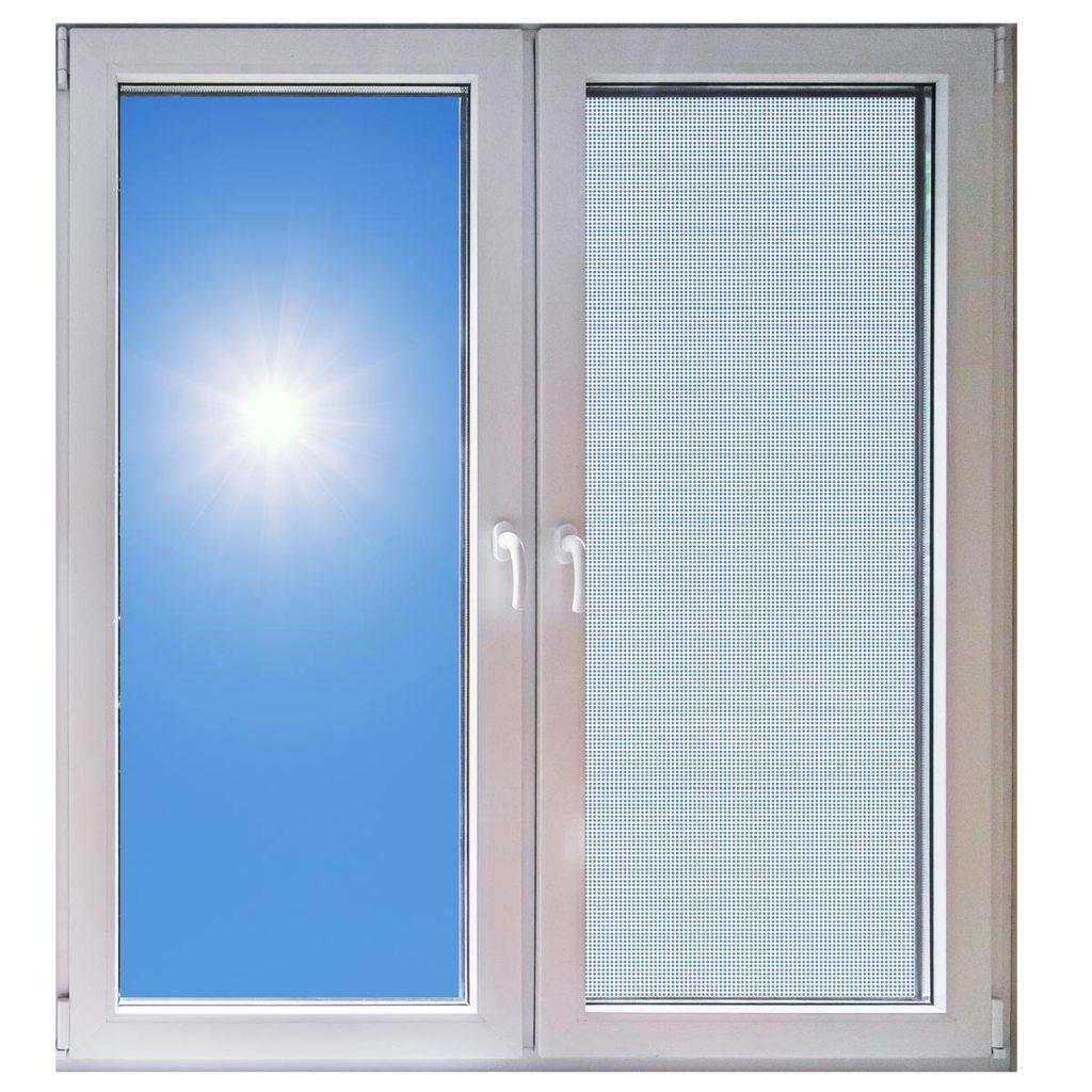 Hitzeschutz Fenster
