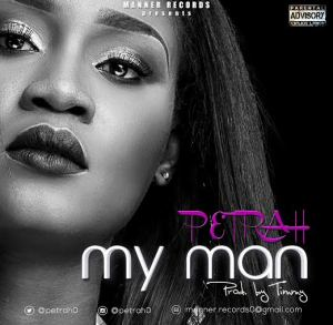 Petrah - My man(Prod. by Timmy)