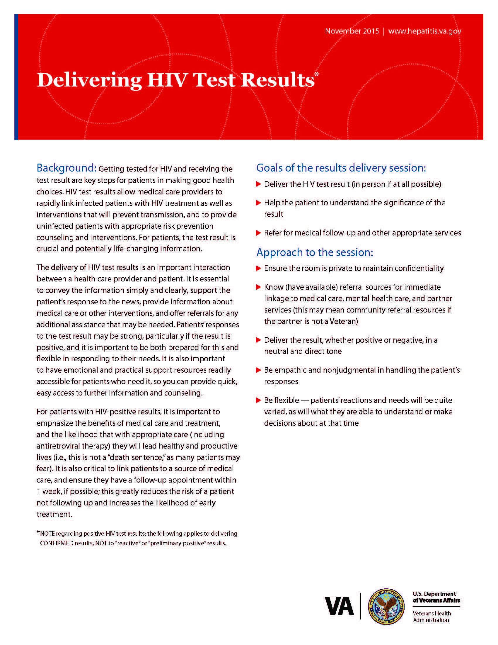 Publications And Products On Hiv Aids