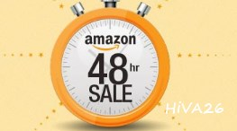 amazon 48 hour sale offer hiva26