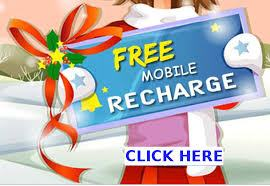 free recharge by miss call