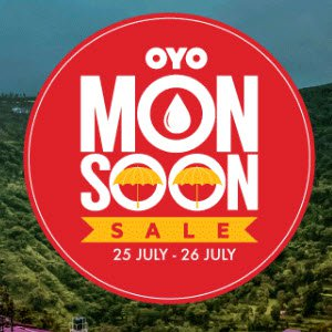 oyoroom oyo monsoon sale offer hiva26