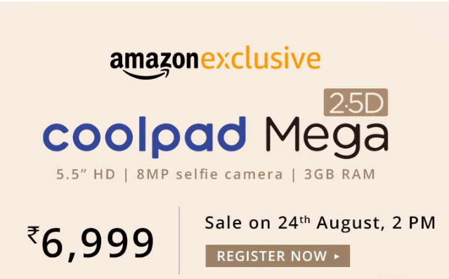 coolpad mega 2.5d phone register and buy hiva26