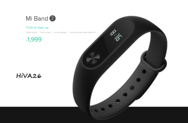mi band 2 sale at mi.com at just rs1999 hiva26