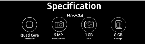 specification of samsung z2 mobile at paytm hiva26