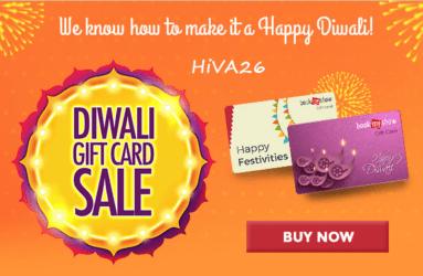 bookmyshow gift card diwali sale hiva26