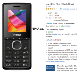 intex eco plus at amazon lowest buy online hiva26