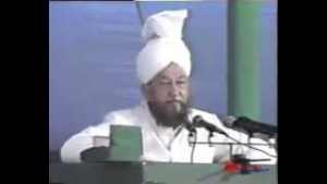 Islamic extremism in Pakistan in the view of Khalifa Of Islam (Ahmadi leader)