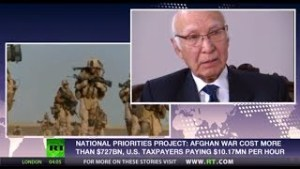 US failed in Afghanistan intervention won't defeat terrorism Pakistan's security advisor (Sartaj Aziz)
