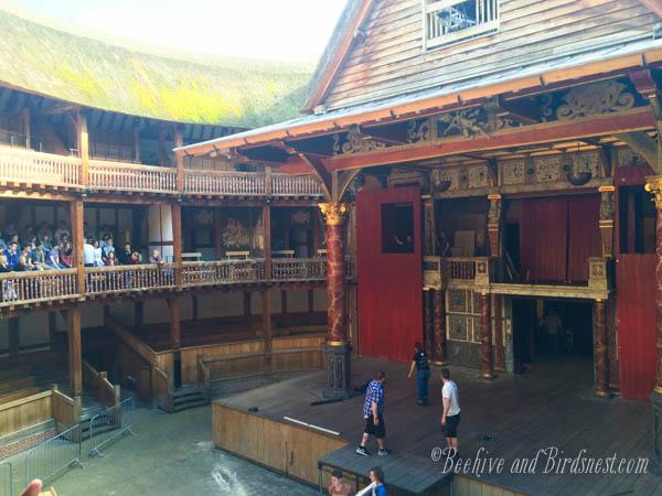 Shakespeares globe theater