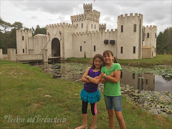 Newmans castle ada avery
