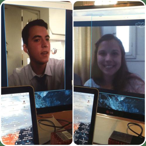 Kids Skype