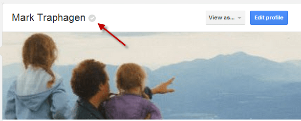 google-verified-profile