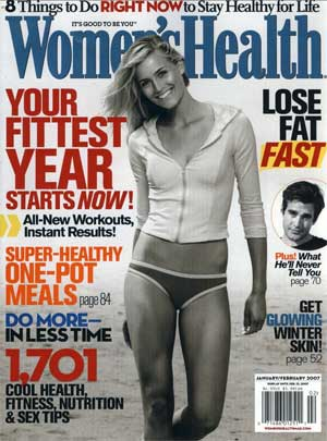 Women's Health Lose  Fat