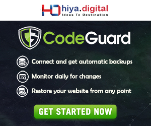 Codeguard Hiya Digital