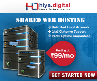 Shared Web Hosting Hiya Digital