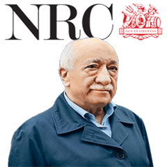 Veroordeling Fethullah Gulen in NRC