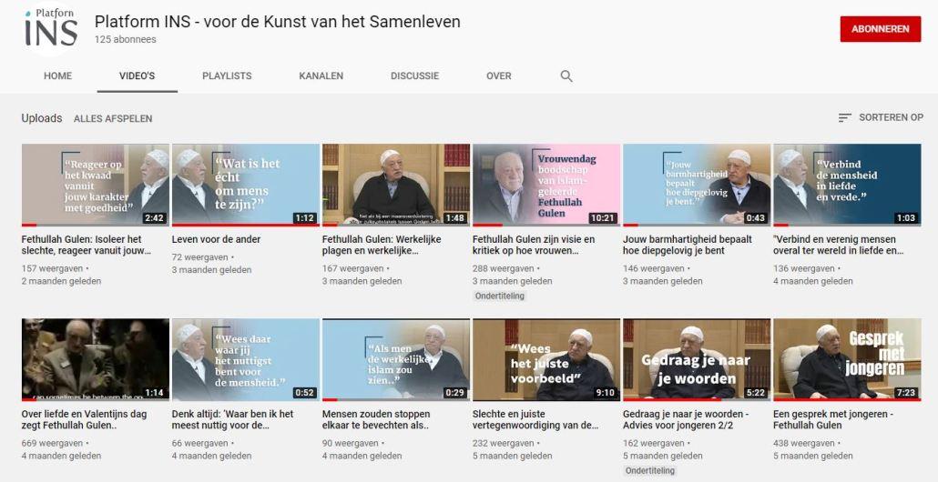 Fethullah Gulen Nederlands ondertiteld videos lezingen-min