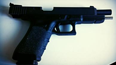 Modified Glock 34 Gen 4