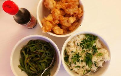 KFC Korean Fried Chicken – med Sichuan bønner
