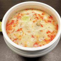 "Thai Kokos/kyllingesuppe (eller ""Tom Kha Gai"")"