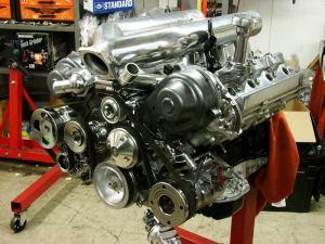 Engine: 2UZFE * 8 cyl  Gas, Fuel: Fuel Injection