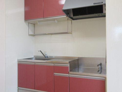 ガスコンロ設置可能なキッチン!(キッチン)