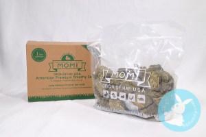 Momi 摩米 Alfalfa Hay 紫花苜蓿草磚 1bls