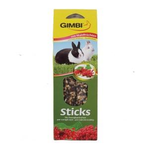 Gimbi 兔仔野莓滋味磨牙棒
