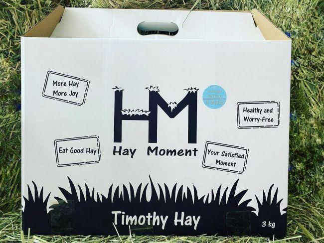 Hay Moment Timothy Hay 3KG (Winter Edition 冬季限定版)
