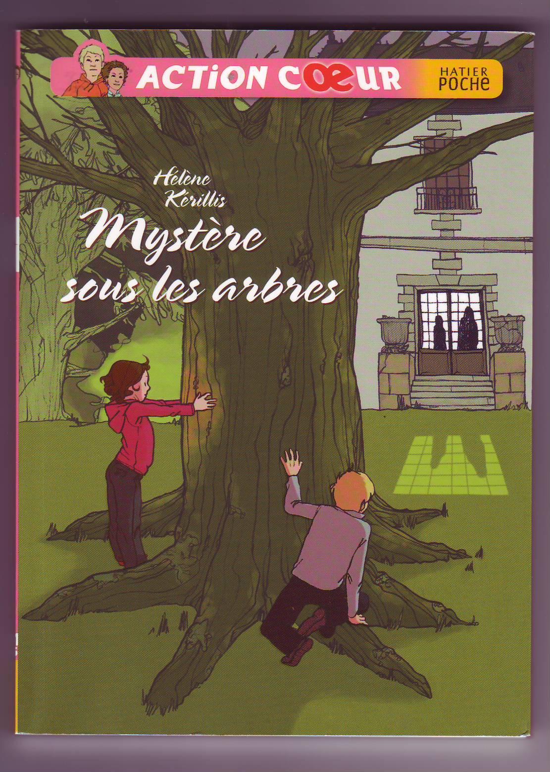 Mystère sous les arbres