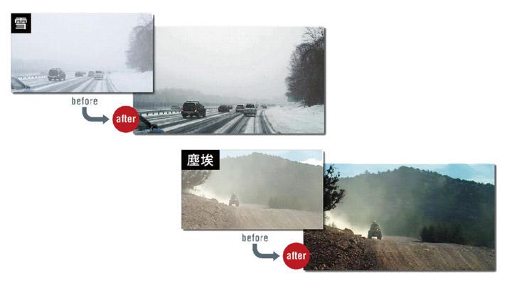 拍攝現場大塵起霧?Dehazer速效淨化影像 - 香港高登