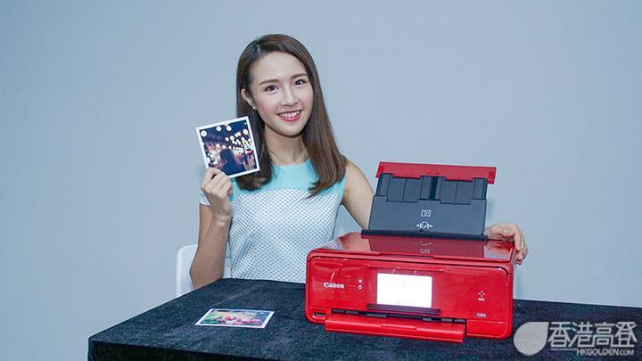 旗艦級都小型化 Canon PIXMA TS8070多功能打印機 - 香港高登