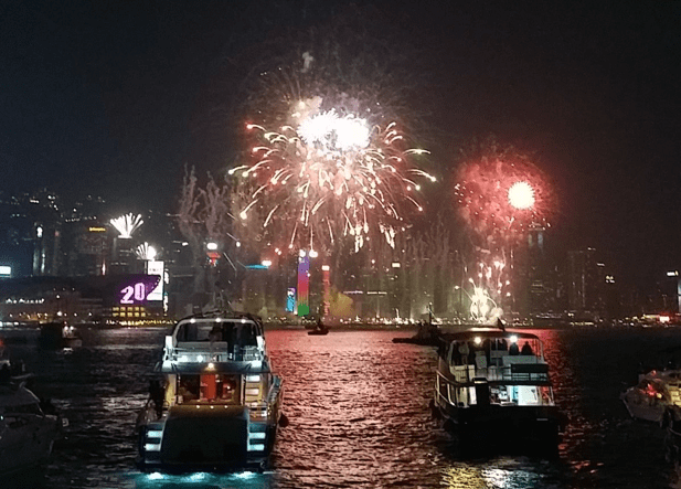 Hong Kong New Years Eve Harbour Cruise 2016   Hong Kong Greeters     Hong Kong New Years Eve Harbour Cruise 2016   Hong Kong Greeters Private  Tours
