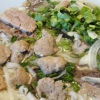 Bò viên / Rindfleischbällchen für vietnamesische Phở Bò