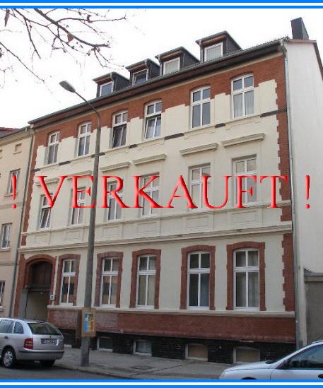Anlageobjekt in Dessau