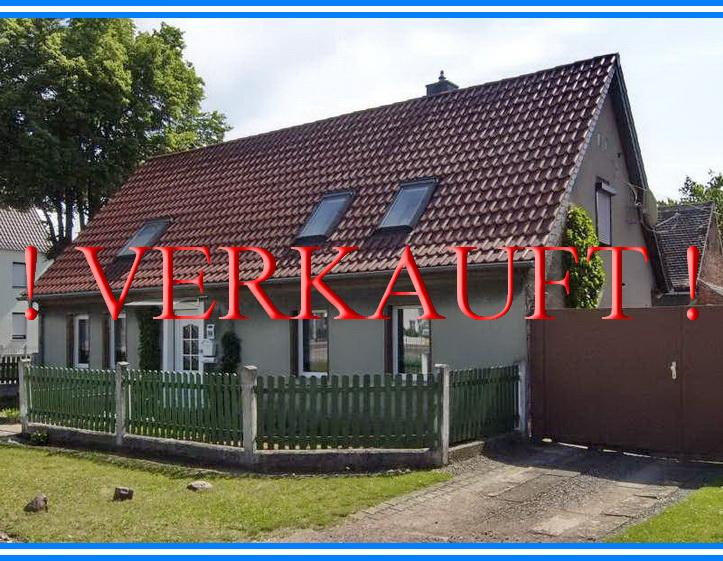 Einfamilienhaus in Lutherstadt Wittenberg OT Griebo