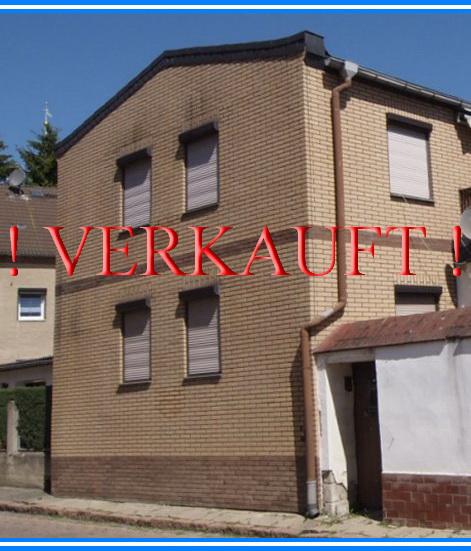 Einfamlienhaus in Groß Börnecke bei Hecklingen