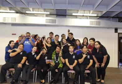 2016 Hawaii Jaycees Year-End Convention