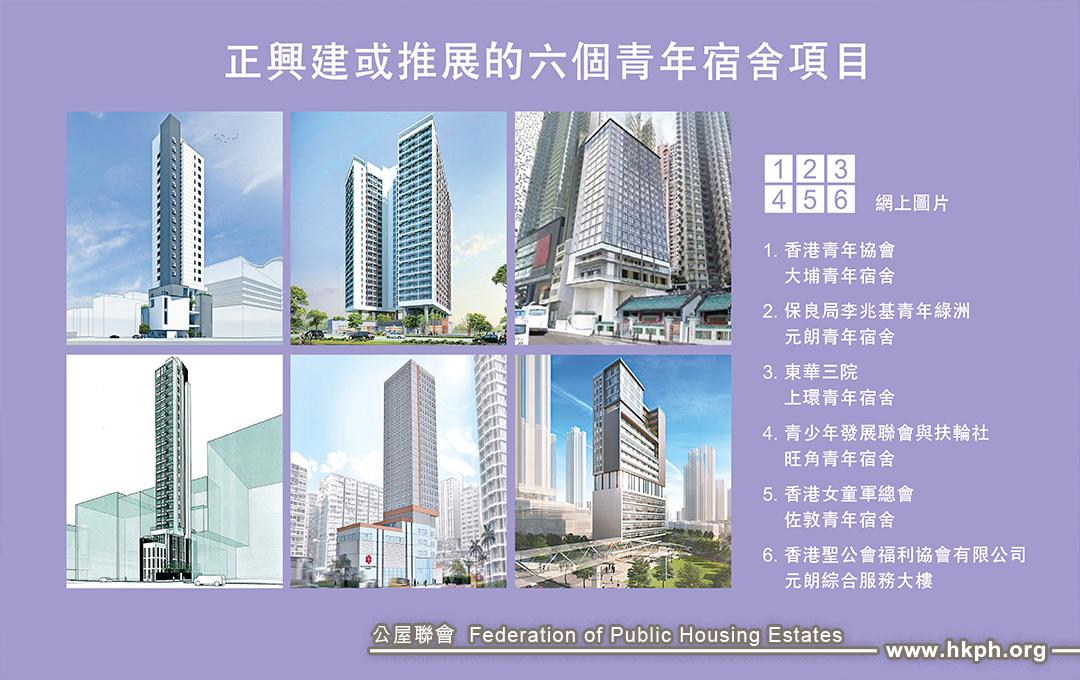 公屋聯會 Federation of Public Housing Estates