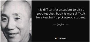 Ip Man quote