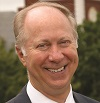 David Gergen tiny square portrait