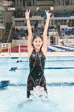 本港最新泳界消息