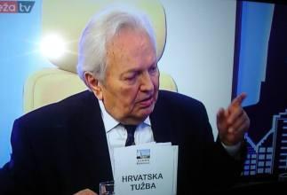 Zvonimir Separovic Hrvatska tuzba